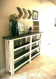 how to decorate entryway table. Hall Table Decor Marvellous Entry Ideas Rustic Best How To Decorate Entryway