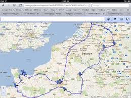 pehampav map my route europe