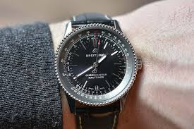 Breitling Automatic - Watches 1 Monochrome 38 Navitimer