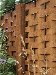 Living Privacy Fence Diy Privacy Screen Can Make Permanent Or Not All Under 100 For