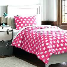 polka dot bedding pink polka dots bedding comforter minimalist dorm room with cute white set blue