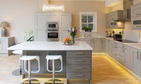 Kitchen Design Northern Ireland Grey Kitchen Cabinets Ireland Quicuacom