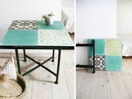 Tiled Moroccan Side Tables for a Song