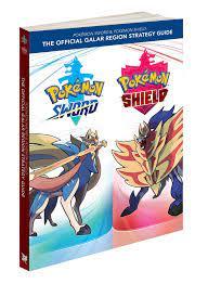 Pokémon Sword & Pokémon Shield : The Official Galar Region Strategy Guide -  Walmart.com - Walmart.com