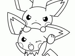 47 Color Pages Pokemon Emolga Pokemon Coloring Page Free Printable