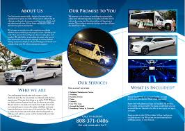 Taxi Advertising And Design Toronto Professional Elegant Taxi Brochure Design For A Company By