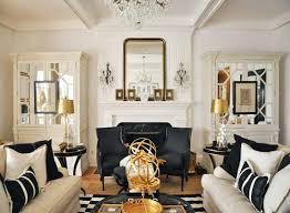 art deco living room furniture. a striking art deco style living room in the key shades of black and white with furniture u