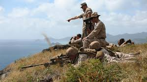 Marines Scout Sniper Requirements Hawaii Snipers Train In High Angle Shooting United States