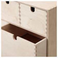IKEA MOPPE mini chest of drawers