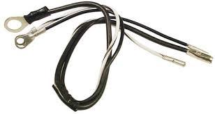 mustang alternator repair harness (79 85) lmr com painless wiring fox body mustang at 85 Mustang Wiring Harness Body