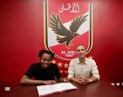 Percy Tau transfer will not be the last, Al Ahly announce