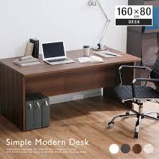 Image Coconutconnection Computer Desk Width 160 Cm 80 Cm Desk Office Desk Desk Desk Wood Flat Desk Learning Desk For Desktop Pcs Desk Office Furniture Office Desk Personal Desk Rakuten Lalasty Computer Desk Width 160 Cm 80 Cm Desk Office Desk Desk
