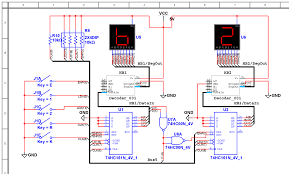 ecen 1400, intro to digital & analog electronics, spring 2014 lab 8 Wiring Diagram For Counter two digit 74hc161 counter with modulo 10 counting for the left digit wiring diagram for intermatic sprinkler timer