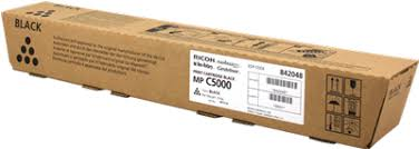 <b>Картридж Ricoh MP</b> C5000 черный для принтера <b>Ricoh</b> ...