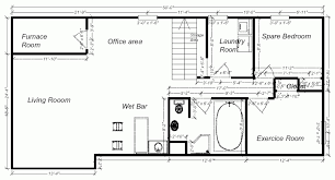 Basement Layout Design