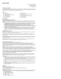 Procurement Resume Sample Procurement Manager Resume Jobsxs Com