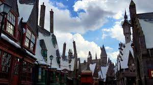 Hogwarts Set Design Wizarding World Of Harry Potter Design Universal Studios