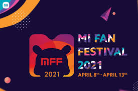 The biggest sale of the year <b>Mi Fan Festival 2021</b> is starting! Get ...