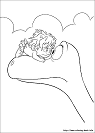 Small Picture The Good Dinosaur Coloring Pages 14 Coloring Pages For Kids