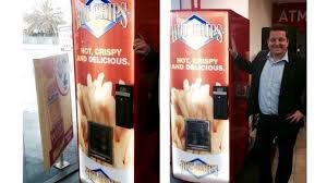 Chip Vending Machine Classy Fresh Hot Chips Coming To A Vending Machine Near You Fraser Coast