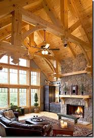 Photo Album Timber Frame Home Environmentally Designed Timber Frame Eco |  barn ideas | Pinterest | Eco environmental, Design packaging and Beams
