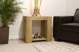 Living Room Furniture Oak Pemberton Solid Chunky Oak Living Room Furniture Lamp Sofa Side