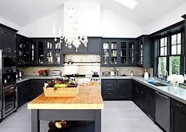 Captivating Modern Kitchen With Black Appliances Kitchen Design Ideas With Black  Appliances Hotshotthemes