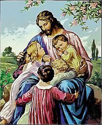 Jésus-Christ Enfants Bénédiction - Image gratuite sur Pixabay