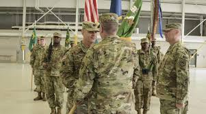Military Police National Guard La Guard Military Police Battalion Welcomes New Commander