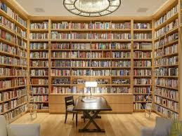 Reading Room In House Writing Space Library And Reading Room No Wasted Ink