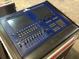 hog 2 lighting console