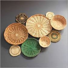 seagrass basket wall decor 55 lovely figure of decorative baskets to hang wall decor in