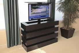 TV lift furniture Hidden tv cabinet