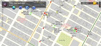 Fdny Ems Unit Location Chart High Tech Web Mapping Helps City Of New Yorks Fire