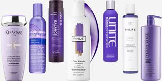 Light Purple And Silver Hair The 15 Best Purple Shampoos To Brighten Blonde Hair What