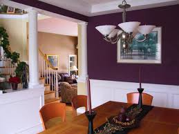How to Divide Paint Colors in the Kitchen & Living Room