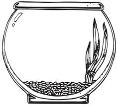 Small Picture Fish Bowl Coloring Pages At Page glumme