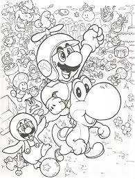 15 Kleurplaat Super Mario 3d Land Krijg Duizenden Kleurenfotos