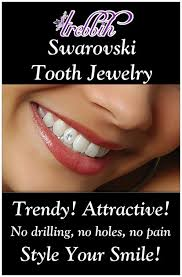 trebbih tooth jewelry poster