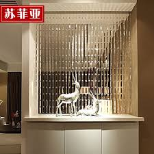 get ations sophia crystal bead curtain curtain crystal curtain finished off the living room entrance wall decoration and