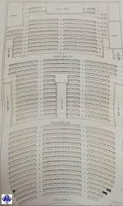 Scottish Rite Auditorium Seating Chart Tickets