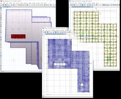 Plan Program Design Plot To Follow Structural Detailing And Drawing Generation Software Csidetail