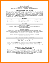 9 Medical Biller Resume Sample Job Apply Form