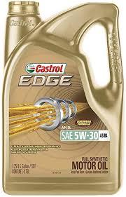 castrol 03037 edge 5w 30 a3 b4 advanced full synthetic motor oil 5