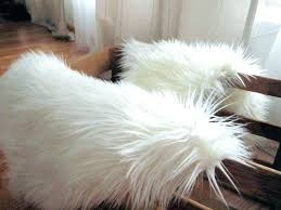 fake animal skin rugs gray faux fur rug fake fur rugs area rugs small white faux fake animal skin rugs