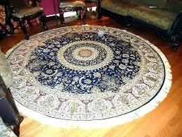 black area rugs 6 foot round rug throw living room
