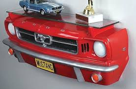 car wall decor per shelves car grill wall decor