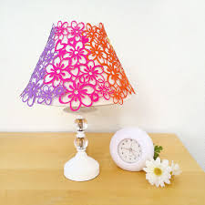 Paper Flower Lamp Diy Paper Lace Rainbow Flower Lampshade 100 Directions