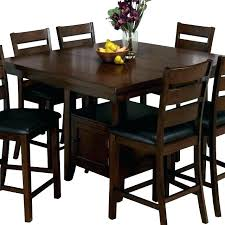 dining tables with erfly leaf erfly leaf table high top dining table with storage erfly counter
