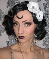 here s a flapper look i did for a bash at a bar i sponsored the event and gave away a necklace to a lucky winner of the costume